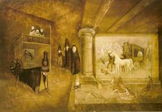 Leonora Carrington - pinturas (4)