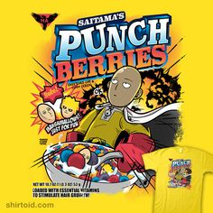 Punch Berries
