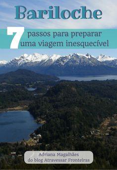 [e-book] Bariloche: 7 passos para preparar uma viagem inesquecível