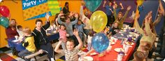 Pump It Up | Kids Birthday Party | Indoor | Inflatable | Jumping Party | Children's Bounce Party