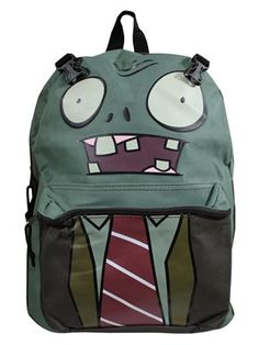 Got this for Tino this year for school. Got it at Old Navy. Plants vs Zombies Backpack And it lasted the entire school year! 2013-2014