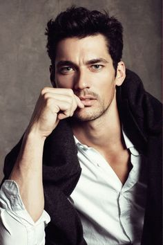 David Gandy for Massimo Dutti