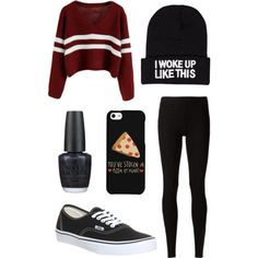 cute tomboy outfit - Polyvore
