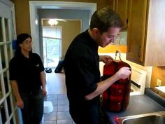 How to Make Your Own Wine: Brew hauler – This handy strap hauler makes moving a full carboy easy with one person or two. More info on http://noblegrape.ca