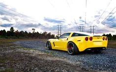 Rhett Black - chevrolet corvette wallpaper desktop nexus wallpaper - 2560x1600 px