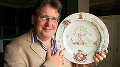 BBC Four - Treasures of Chinese Porcelain Visit China, Porcelain Vase, Bbc, Decorative Plates, Chinese, Tableware, Documentaries, Awesome, Dinnerware
