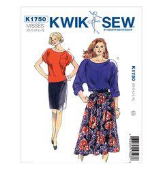 Skirts  Kwik Sew 1750