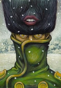 Pop surrealism, surrealism, lowbrow art, new contemporary art: Interview with artist Paolo Uberti - 2.Part