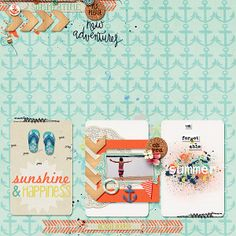 The Lilypad :: Journal Cards :: Summer Days Journal Cards