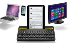 Logitech Multi-Device Keyboard Giveaway