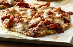 Gluten Free Barbecue Chicken Mini Pizzas