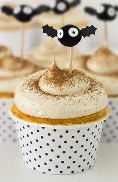 Postreadicción galletas decoradas, cupcakes y pops: Cupcakes de calabaza y canela sin gluten + ¡Zaragoza y Valencia!