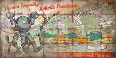 Milton General Hospital Billboard - Fallout 4 by PlanK-69 on DeviantArt