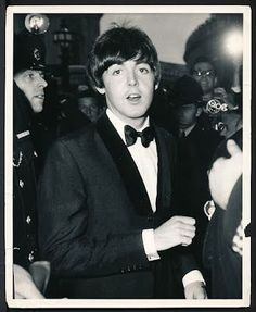 Image result for lennon and mccartney in matching tweed jackets