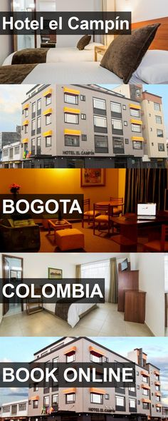 Hotel el Campín in Bogota, Colombia. For more information, photos, reviews and best prices please follow the link. #Colombia #Bogota #travel #vacation #hotel
