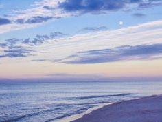 Laguna Beach, Florida pre-sunrise