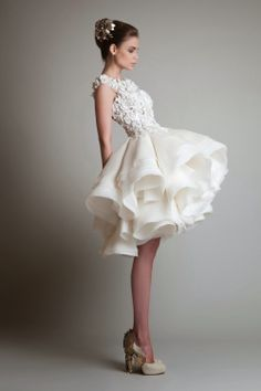Vestido de Noiva ♡ Coleção Krikor Jabotian Para Noivas Modernas | Wedding Dress ♡ Krikor Jabotian Collection For Modern Brides