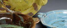 Plum Tree Pottery  *love these glazes* ooooh! -ND