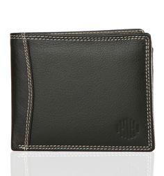Executive Black Wallet