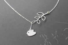 Birdie Sterling silver by Hibiscusdays on Etsy, $21.00