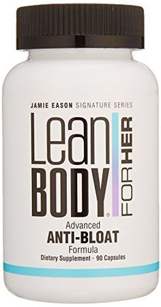 Labrada Nutrition Jamie Eason Lean Body for Her Advanced Anti Bloat and Detox Formula Capsule Picamilon or Pikatropin Free 90 Count ** You can find out more details at the link of the image. (This is an affiliate link) Jamie Eason, Anti Bloating, Natural Cleanse, Supplements For Women, Weight Loss Secrets, Lean Body, Best Diets, Detox, Health And Beauty