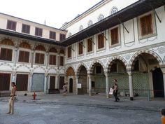 Estambul. Palacio de Topkapi. Haren.
