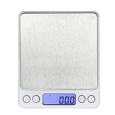 From 6.99:Digital Kitchen Scale Digital Scale Professional Scale Electronic Scale Kitchen Scale Letter Scale High Precision On Up To 105oz / 3kg 0.01oz Lcd Display | Shopods.com