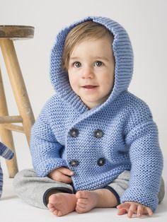 Lapsen neuletakki Novita Ipana | Novita knits kaksinkertasel ipana-langal