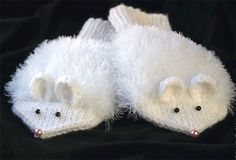 "Photo from album ""Варежки ))) схемы"" on Yandex. Mittens Pattern, Knit Mittens, Cardigan Pattern, Knitted Gloves, Crochet Toys, Crochet Baby, Knit Crochet, Knitting For Kids, Baby Knitting"