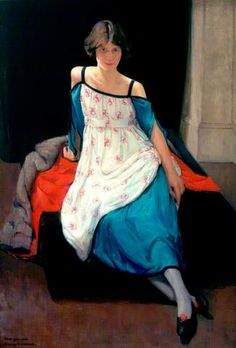Anne Finlay - Dorothy Johnstone (Aberdeen Art Gallery Museums)