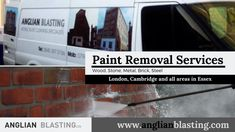 Anglian Blasting Ltd offers the best in class paint removal, paint stripping service, brick cleaning and graffiti removal services in London, Essex and surrounding areas. Exterior Paint, Interior And Exterior, Paint Removal, How To Clean Brick, Essex London, Removal Services, Wood And Metal, Graffiti, Restoration