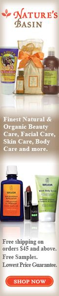 Natural & Organic Beauty Care, Facial Care, Skin Care, Body Care