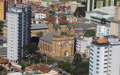 Catedral Diocesana de Lages, SC, Brasil