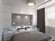 спальня со шкафами по бокам кровати: 21 тыс изображений найдено в Яндекс.Картинках