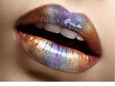 lips in ombre #IPAProm