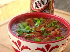 Root Beer BBQ Baked Beans