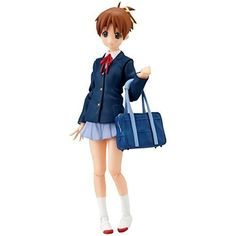 Max Factory K-ON: Ui Hirasawa Figma Action Figure >>> See this great product. (This is an affiliate link) #ActionFiguresStatues