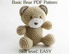 Image result for easy cute crochet animals