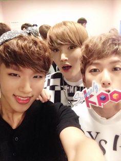 Gunmin, J Hoon, Minpyo