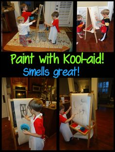 how to stop the smell of paint