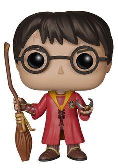AmazonSmile: Funko Quidditch Harry Potter Vinyl Figure: Funko Pop! Movies:: Toys & Games