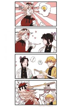 Anime Angel, Anime Demon, Manga Anime, Anime Art, Seshomaru Y Rin, Slayer Meme, Anime Group, Cute Baby Cats, Monster Hunter World
