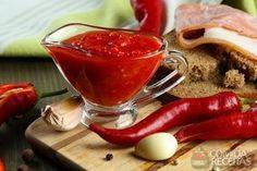 Receita de Molho de pimenta tabasco caseira em Molhos e cremes, veja essa e outras receitas aqui!