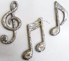 musical notes by jana