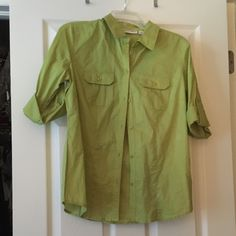 For Sale: Green Shirt for $6