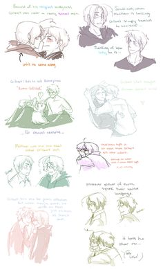 Headcanon Dump 001 by Prusija.deviantart.com on @deviantART