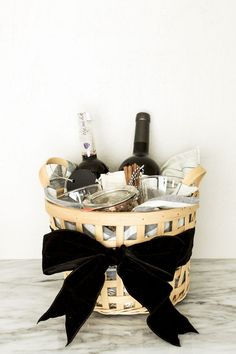 A Make Your Own Mulled Wine Gift Basket For Under $50 - Discover, A World Market Blog