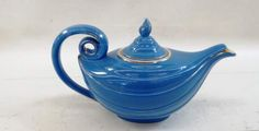 Hall 6 Cup Magic Lamp Teapot