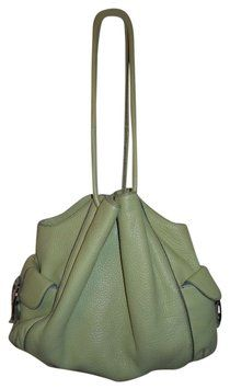Cole Haan Leather Hobo Bag...Love the color.