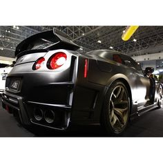 Mind Blowing Nissan GTR!